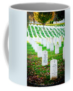 In Honor And Tribute Coffee Mug by Greg Fortier