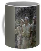 In Life And Death Coffee Mug