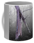 In Memory Of A Tree Coffee Mug