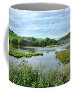 In Norman Switzerland Coffee Mug by Olivier Le Queinec