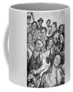 In Praise Of Jazz Coffee Mug