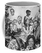 In Praise Of Jazz V Coffee Mug