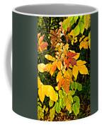 In Praise Of Yellow Coffee Mug