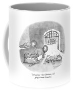 In Roman Stadium Coffee Mug