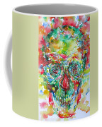 In Silence The Inaudible Voices Spoke Coffee Mug