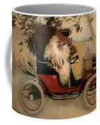 In The Automobile Coffee Mug