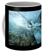 In The Blue Ocean Coffee Mug