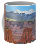 In The Canyonlands Utah Coffee Mug
