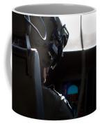 In The Cockpit Coffee Mug