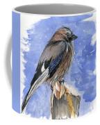 In The Cold Winter Night Coffee Mug