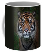 Tiger In Your Face Coffee Mug