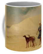 In The Desert Coffee Mug
