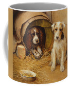 In The Dog House Coffee Mug