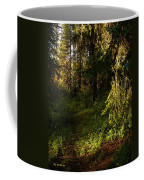 In The Druid Cathedral Coffee Mug
