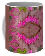 In The Eye Of The Koi Pop Art Coffee Mug