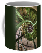 In The Eye Of The Spiral  Coffee Mug