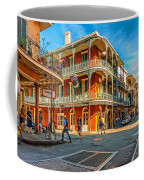 In The French Quarter - Paint Coffee Mug