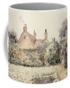 In The Garden Coffee Mug by Childe Hassam