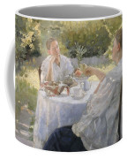 In The Garden Coffee Mug