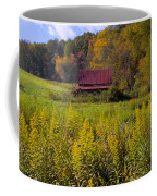 In The Heart Of Autumn Coffee Mug