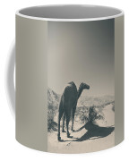 In The Hot Desert Sun Coffee Mug
