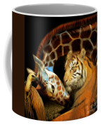 In The Jungle 20150215brun Square Coffee Mug