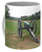 In The Line Of Fire - Manassas Battlefield Coffee Mug