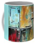 In The Maze II Coffee Mug