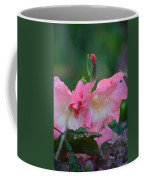 In The Midst Of Hydrangeas Coffee Mug