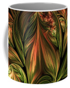 In The Midst Of Nature Abstract Coffee Mug