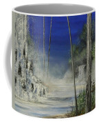 In The Mist Do Not Miss The Sea Coffee Mug