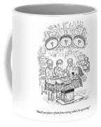In The Operating Room Coffee Mug