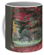 In The Park Square Coffee Mug