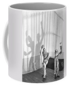 In The Prison Cell, 1929 Coffee Mug