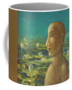 In The Realm Of Buddha Coffee Mug