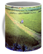 In The Rice Fields Coffee Mug