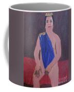 In The Royal Blue Coffee Mug