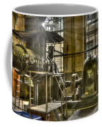 In The Ship-lift Engine Room Coffee Mug