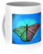 Cosmic Butterfly  Coffee Mug