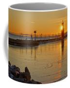 In The Still Of The Light Coffee Mug