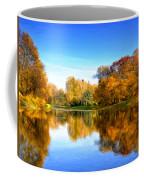 In The Stillness Coffee Mug
