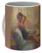 In The Window Light Coffee Mug