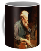 In The Workshop Coffee Mug by John Ritchie
