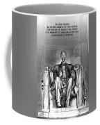In This Temple Coffee Mug