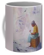 In Thought Coffee Mug