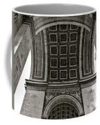 In Triomphe Coffee Mug