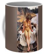In Werners Rowing Boat Coffee Mug
