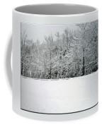 In Winter's Light Coffee Mug