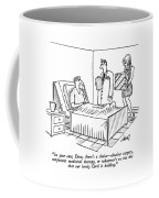 In Your Case Coffee Mug