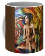 Inca Woman Coffee Mug